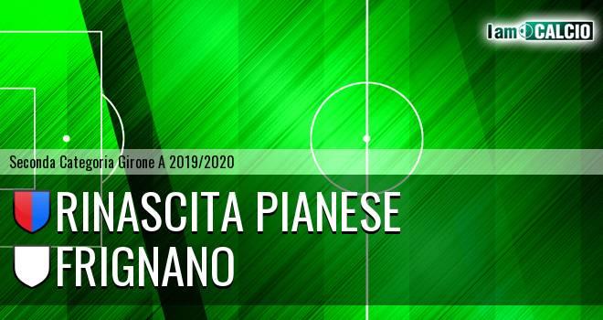 Rinascita Pianese - Frignano