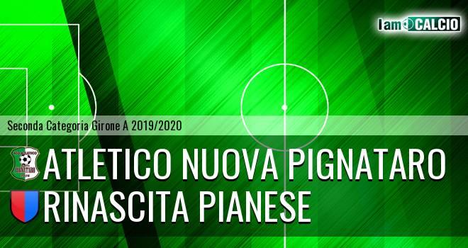 Atletico Nuova Pignataro - Rinascita Pianese