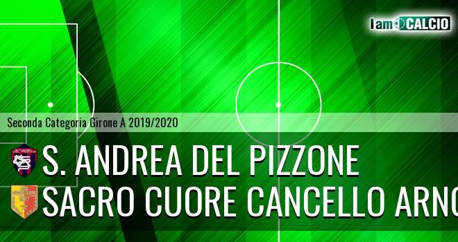 S. Andrea del Pizzone - Sacro Cuore Cancello Arnone