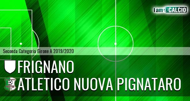 Frignano - Atletico Nuova Pignataro