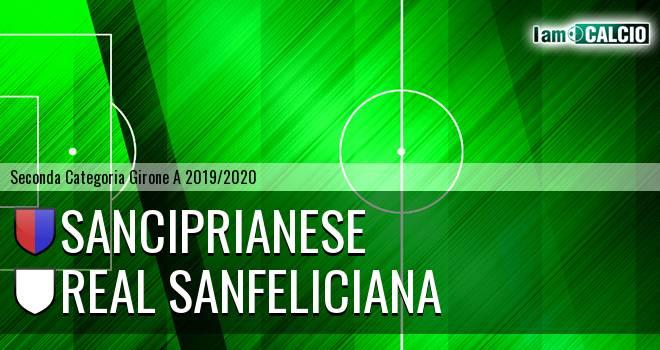 Sanciprianese - Real Sanfeliciana