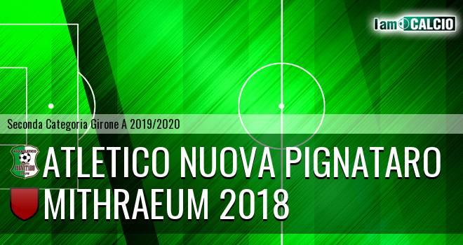Atletico Nuova Pignataro - Mithraeum 2018