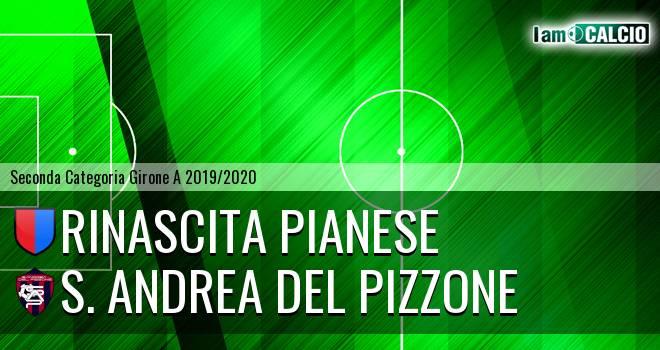 Rinascita Pianese - S. Andrea del Pizzone
