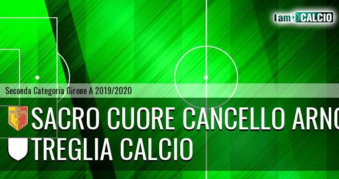 Sacro Cuore Cancello Arnone - Treglia Calcio