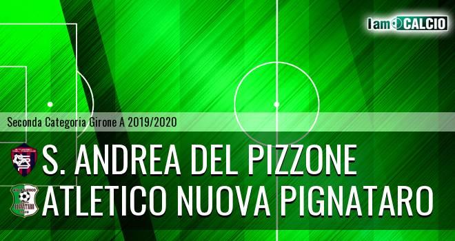S. Andrea del Pizzone - Atletico Nuova Pignataro