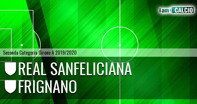 Real Sanfeliciana - Frignano