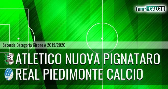 Atletico Nuova Pignataro - Real Piedimonte Calcio