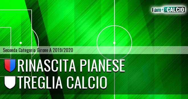 Rinascita Pianese - Treglia Calcio