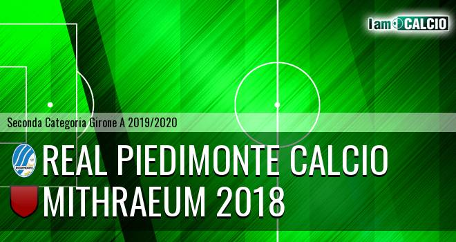 Real Piedimonte Calcio - Mithraeum 2018