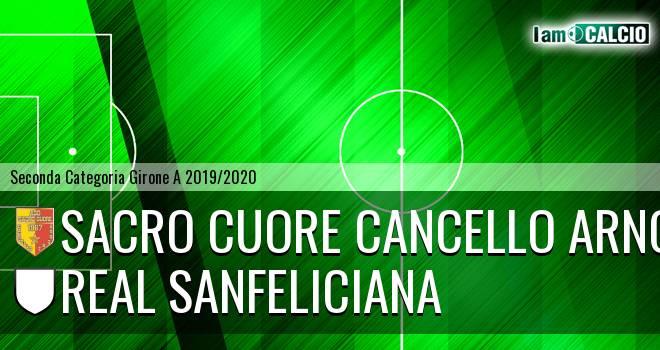 Sacro Cuore Cancello Arnone - Real Sanfeliciana