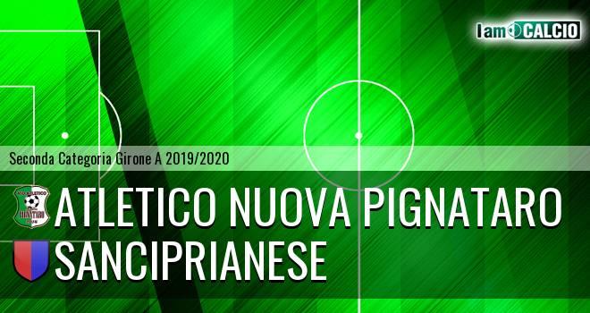 Atletico Nuova Pignataro - Sanciprianese