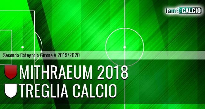 Mithraeum 2018 - Treglia Calcio