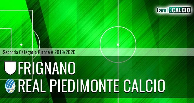 Frignano - Real Piedimonte Calcio