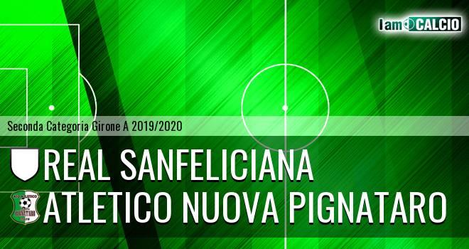 Real Sanfeliciana - Atletico Nuova Pignataro