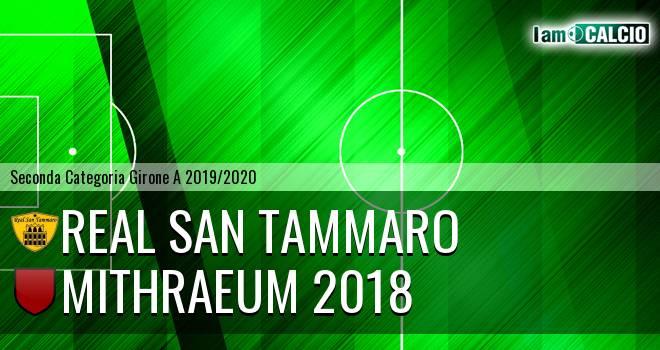 Real San Tammaro - Mithraeum 2018