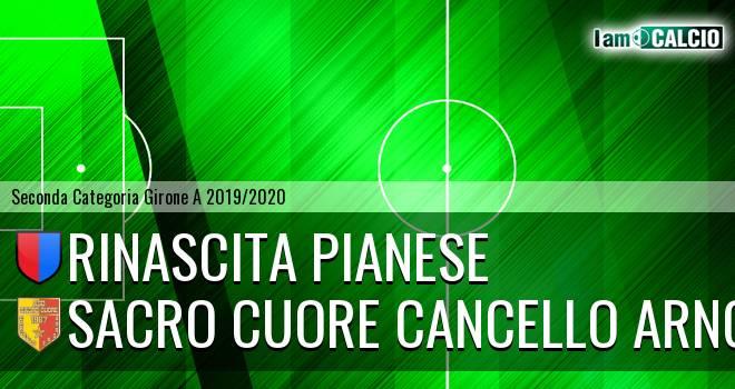 Rinascita Pianese - Sacro Cuore Cancello Arnone