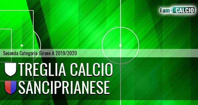 Treglia Calcio - Sanciprianese