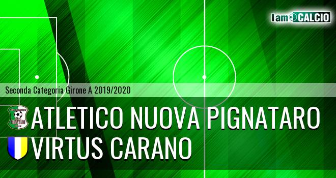 Atletico Nuova Pignataro - Virtus Carano