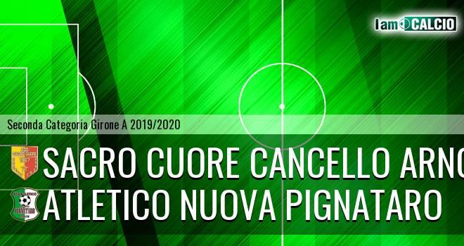 Sacro Cuore Cancello Arnone - Atletico Nuova Pignataro