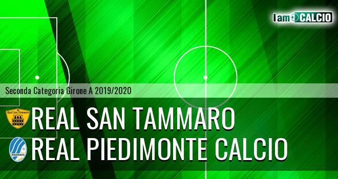 Real San Tammaro - Real Piedimonte Calcio