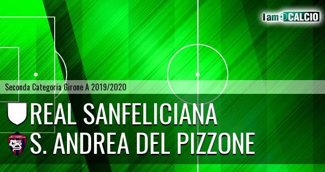 Real Sanfeliciana - Sant'Andrea Francolise