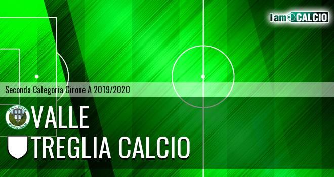 Valle - Treglia Calcio