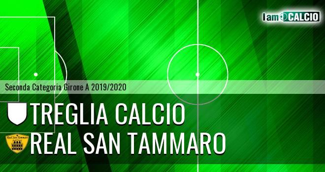 Treglia Calcio - Real San Tammaro