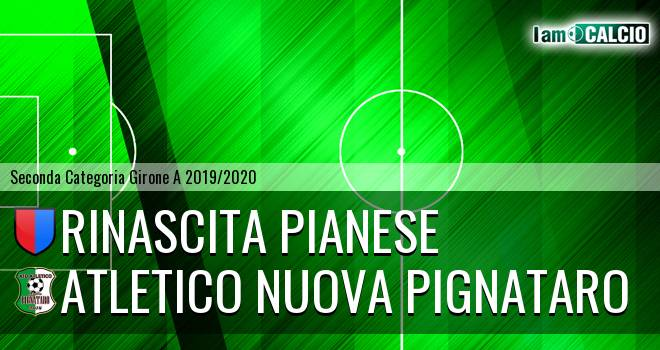 Rinascita Pianese - Atletico Nuova Pignataro