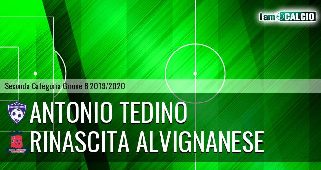Antonio Tedino - Rinascita Alvignanese