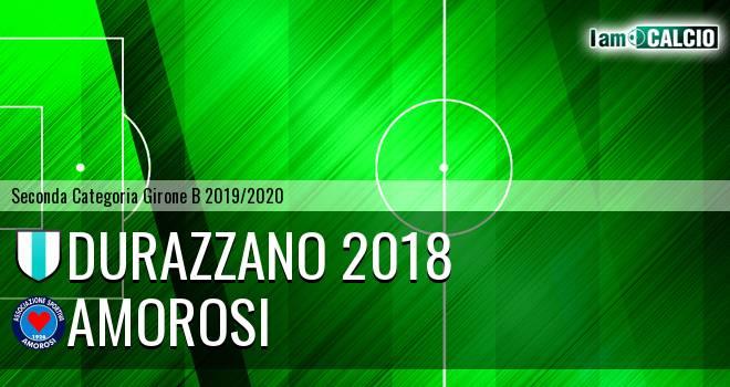 Durazzano 2018 - Amorosi
