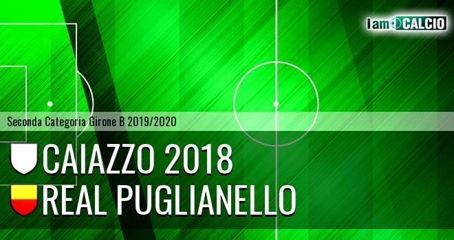 Caiazzo 2018 - Real Puglianello