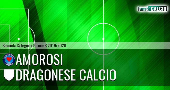 Amorosi - Dragonese Calcio