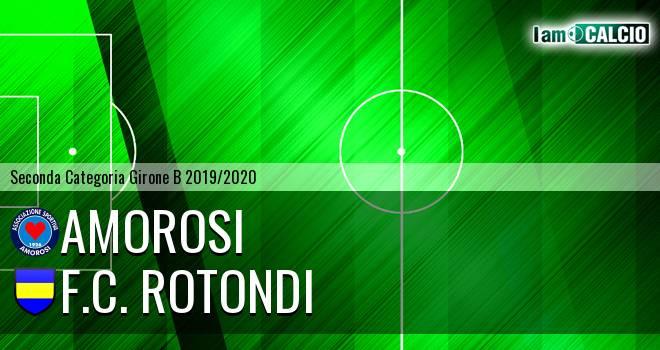 Amorosi - F.C. Rotondi