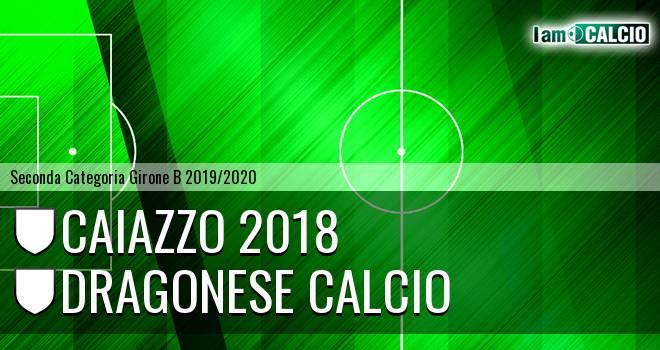 Caiazzo 2018 - Dragonese Calcio