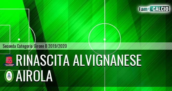Rinascita Alvignanese - Airola