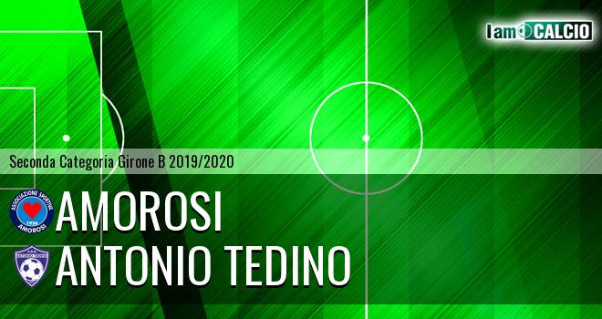Amorosi - Antonio Tedino