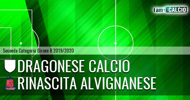 Dragonese Calcio - Rinascita Alvignanese