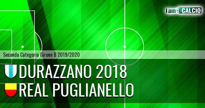 Durazzano 2018 - Real Puglianello