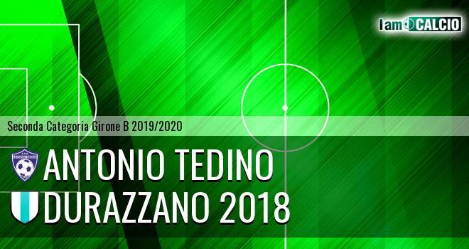 Antonio Tedino - Durazzano 2018