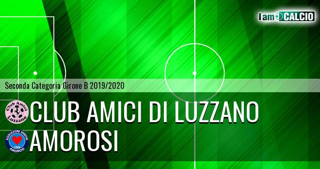 Club Amici di Luzzano - Amorosi