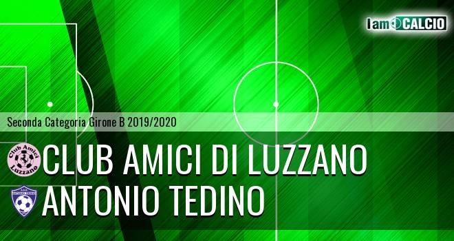 Club Amici di Luzzano - Antonio Tedino