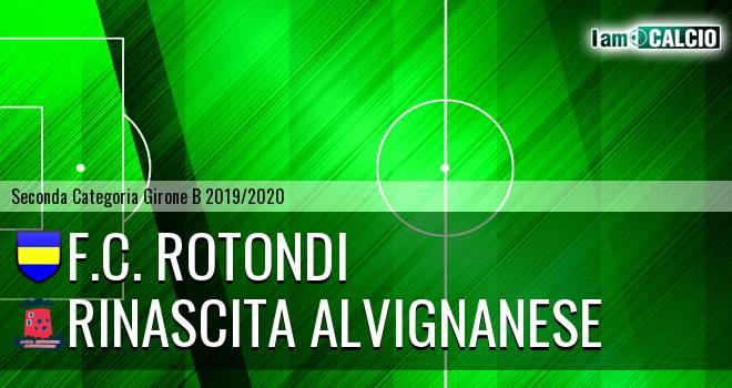F.C. Rotondi - Rinascita Alvignanese