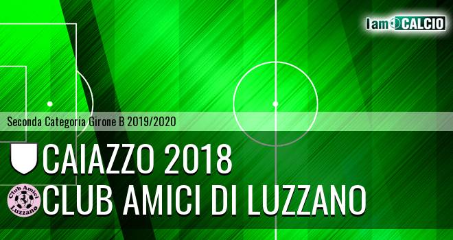 Caiazzo 2018 - Club Amici di Luzzano