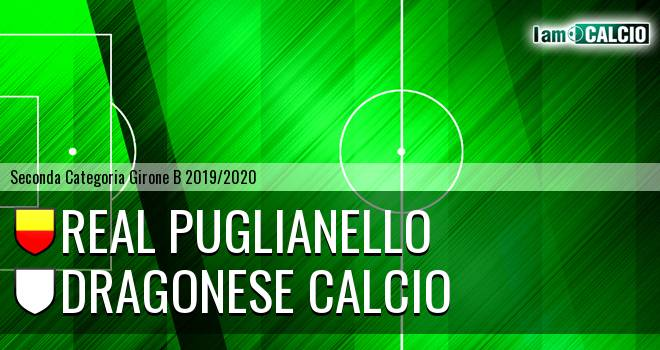Real Puglianello - Dragonese Calcio