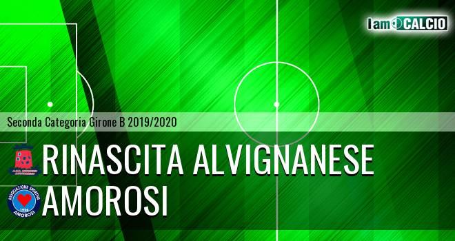 Rinascita Alvignanese - Amorosi