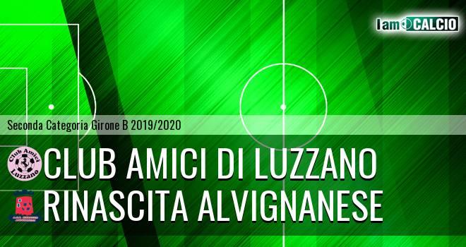 Club Amici di Luzzano - Rinascita Alvignanese