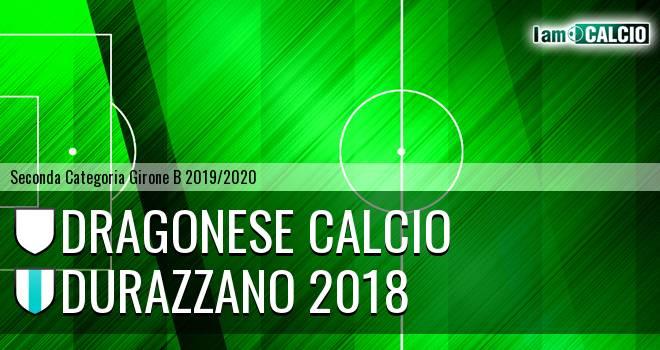 Dragonese Calcio - Durazzano 2018