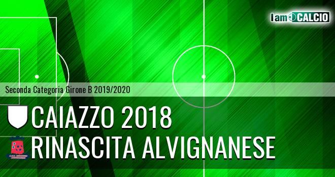 Caiazzo 2018 - Rinascita Alvignanese