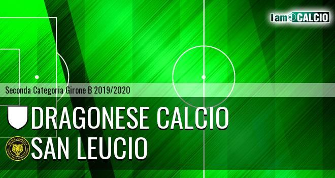 Dragonese Calcio - San Leucio