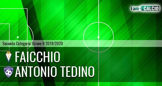 Faicchio - Antonio Tedino